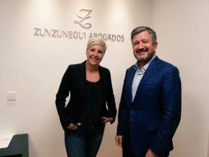 FERNANDO ZUNZUNEGUI - PATRICIA SUÁREZ - ASUFINTECH - EL DOCUMENTAL