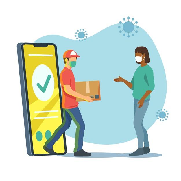 ¿Quién debe responsabilizarse en caso de que haya un problema? ¿Quién debe hacerse cargo de los gastos de envío de la compra online?