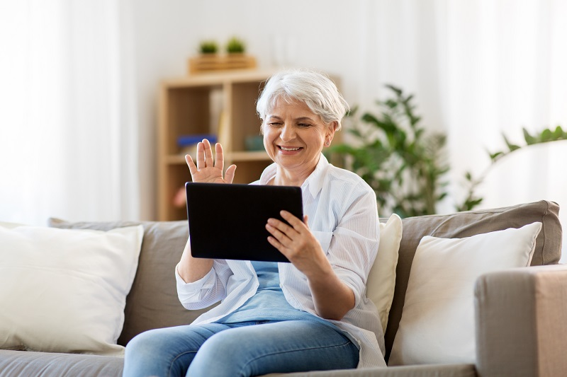 El uso de Internet entre la población de mayor edad en Europa